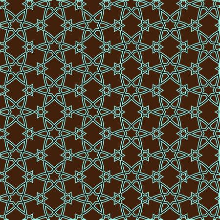 muslim pattern: pattern on islamic motif