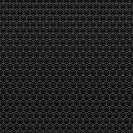 carbon fiber background pattern:  Black rubber texture  Seamless
