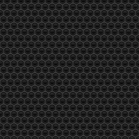 Zwarte rubberen textuur Naadloze