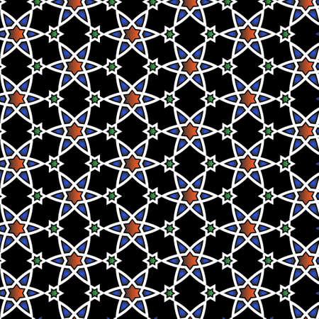 Islamic pattern Stock Vector - 13724013