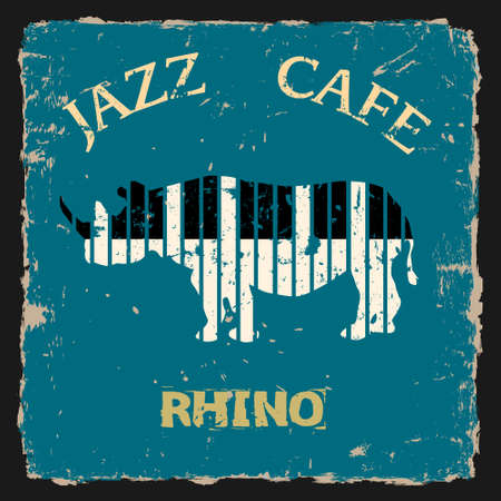 Musical Rhino Conceptual