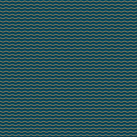 3d carbon: Dark blue seamless pattern with stylized waves