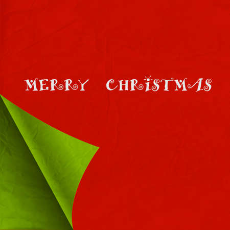 Paper Christmas background Stock Vector - 14711050
