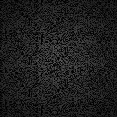 Abstract black texture. Stock Vector - 14994320
