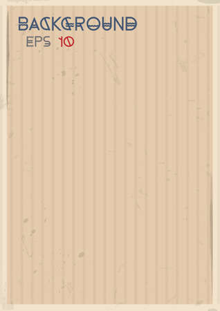 striped vintage background Stock Vector - 15491771