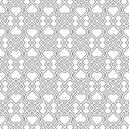 Islamic delicate pattern