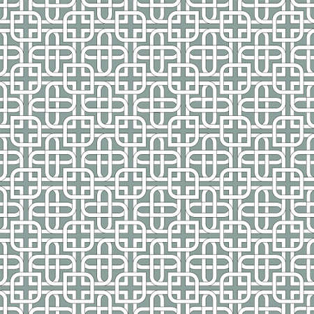 in islamic art: Monochromatic arabic pattern