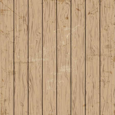 old wooden texture Vector