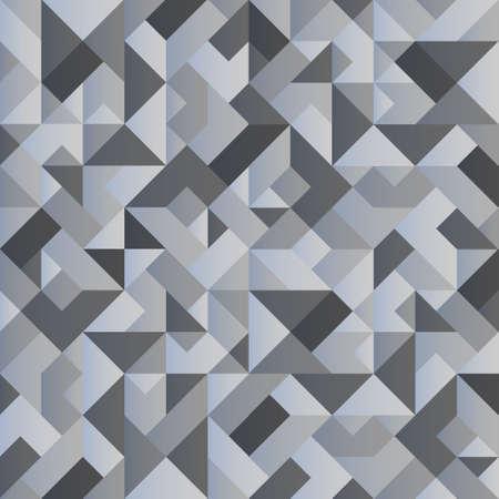 Monochrome geometric background .Vector eps10  Stock Vector - 16237819