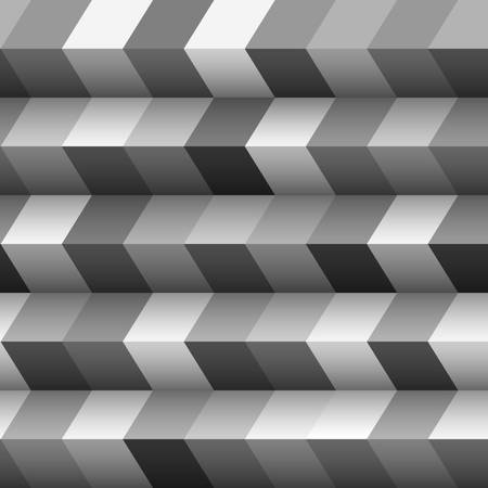 structured: Monochrome geometric structured background Vector eps10
