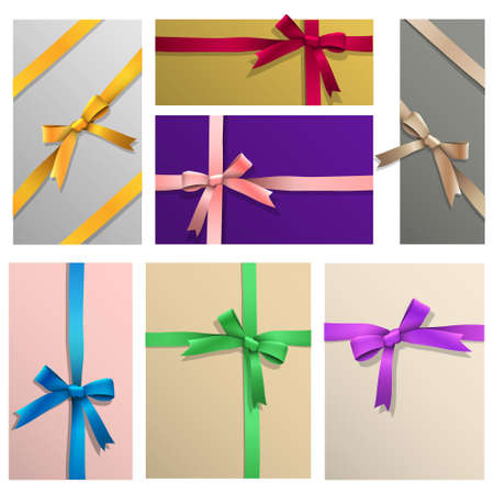 Vector set of various gifts wrapping Stock Vector - 16238009