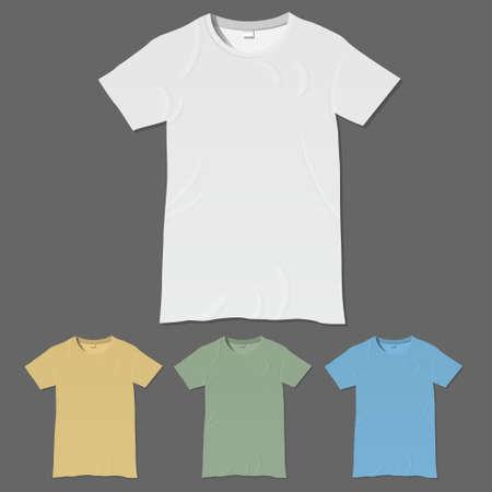 Vector t-shirt design templates Stock Vector - 16470069