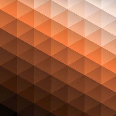 triangle pattern: Abstract geometric background for design Illustration