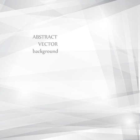 Grijze abstracte achtergrond voor ontwerp. Vector Stock Illustratie