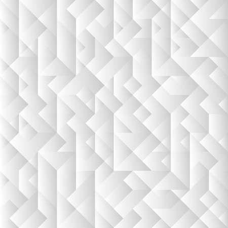 3d grauen geometrischen Hintergrund. Standard-Bild - 21947238