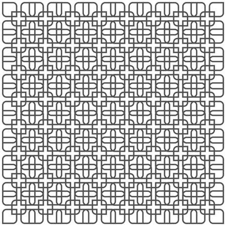 Openwork pattern in east style  Vector EPS10 Vector