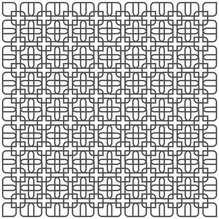 openwork:  Openwork pattern in east style  Vector EPS10