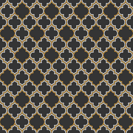 arabic: Arabic seamless pattern. Vector EPS10