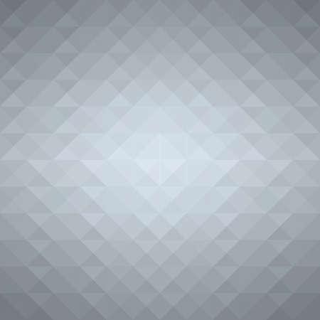 Grey geometric background. Vector EPS10 Vectores