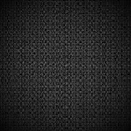 plastic texture: Vector background of black texture