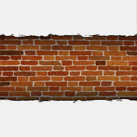 old brick wall: old brick wall.