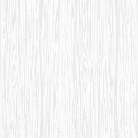 Vector background of white wooden texture Stock Illustratie