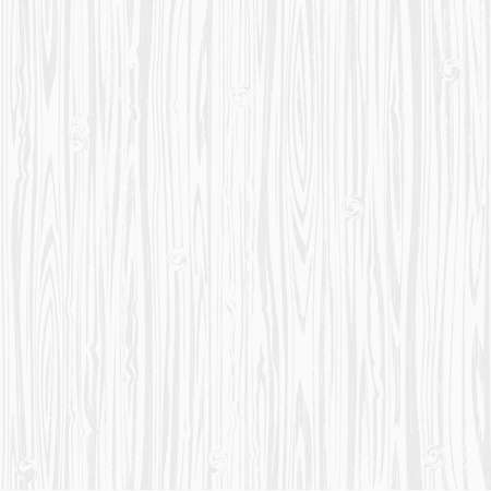 Vector background of white wooden texture Illusztráció