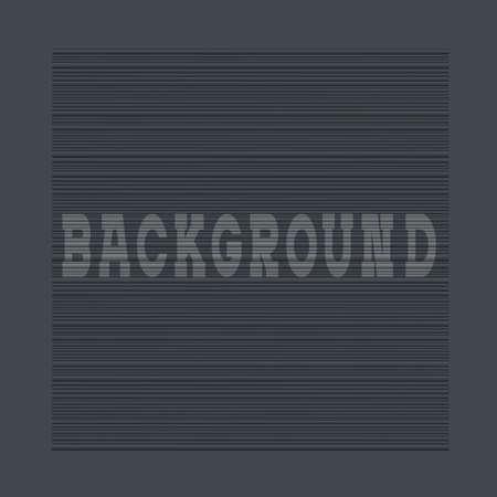 lineas horizontales: Fondo negro con textura con l�neas horizontales.