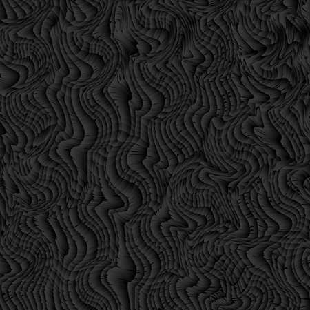 black textured background: Abstract black textured background.