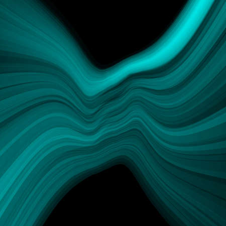 magical: Magical abstract background with waves. Vector  Illustration