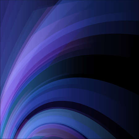 twist: Abstract blue twist lines vector background.