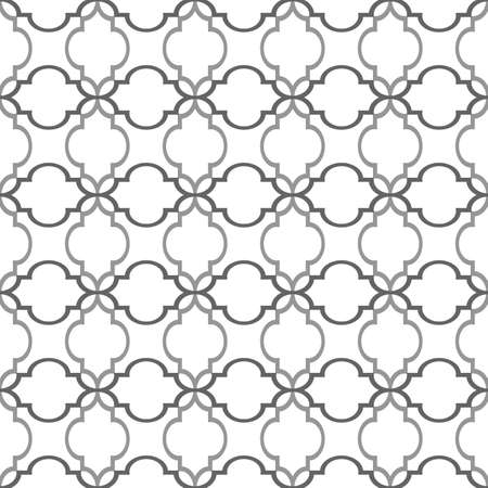 style: Seamless pattern in arabic style.