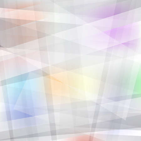 Abstract soft colored polygonal geometric background. Vector eps 10