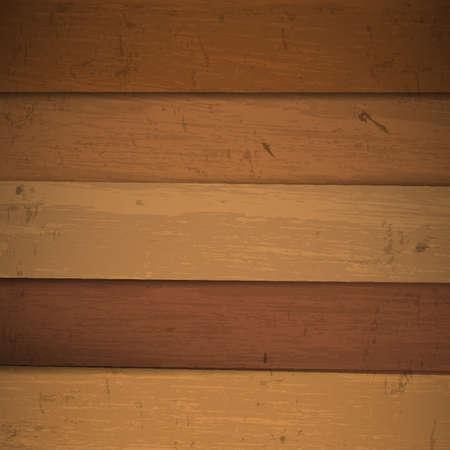 wood planks: Wooden planks Texture. Vector wood background Illustration