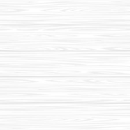 White and grey wooden texture, textured old wood planks. Light wooden wallpaper. Vector background