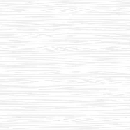 Witte en grijze houten structuur, getextureerde oude houten planken. Licht houten behang. vector achtergrond Vector Illustratie
