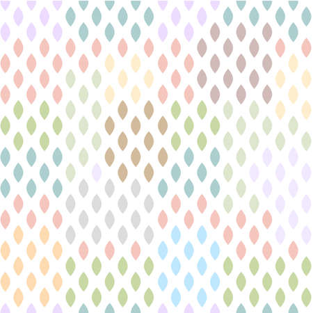 soft colors: Soft seamless pattern,texture for wallpaper in retro colors. Simple geometric ornament. Vector background Illustration