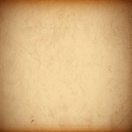 Old paper texture. Stock Illustratie