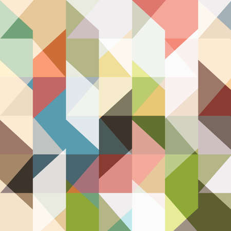 modern wallpaper: Seamless pattern of geometric shapes. Modern abstract background. Trendy vector wallpaper