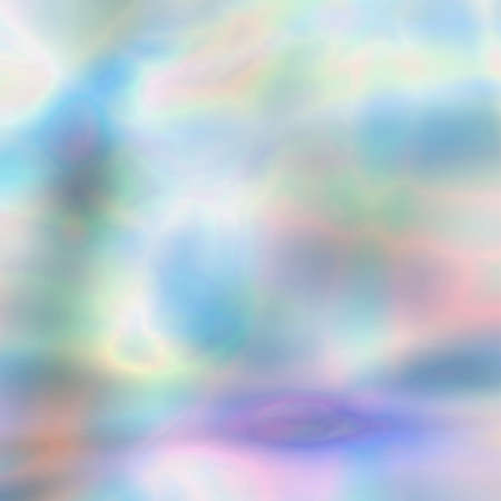 Colorful blurred holographic background in neon colors. Trendy wallpaper - foil texture. Vector illustration for modern style trends, for creative project design : web design or printed products