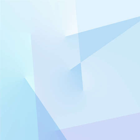 colores pastel: Abstract blue geometric background with lines in pastel colors. Modern wallpaper for web and business design project. Vector illustration Vectores