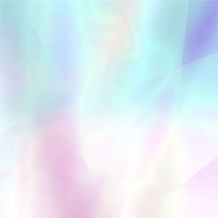 밝은 색에서 추상 흐리게 된 홀로그램 배경입니다. 트렌디 한 벽지 - hipster 스타일. 현대적인 스타일 경향에 대 한 벡터 일러스트 레이 션, 창조적 인 프 일러스트