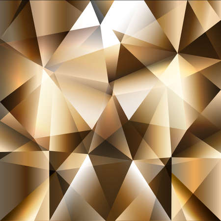 oncept: Polygonal triangle abstract background.Vector template background web design. Modern geometric wallpaper