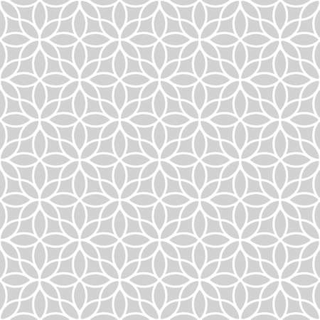 Seamless abstract floral pattern in oriental style 일러스트
