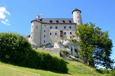 bobolice: Castle