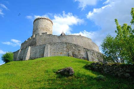 jura: Castle in Poland (B?dzin)