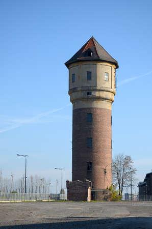 wody wieży: Water tower