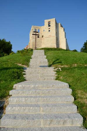 kazimierz dolny: Castle in Poland (Kazimierz Dolny)