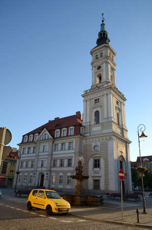 town hall: Town Hall in Prudnik