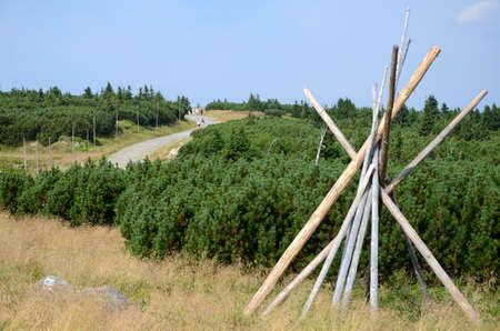 Giant Mountains in Poland